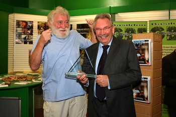 Awards Reverse Vending