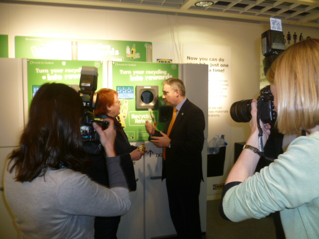 Reverse Vending Awards