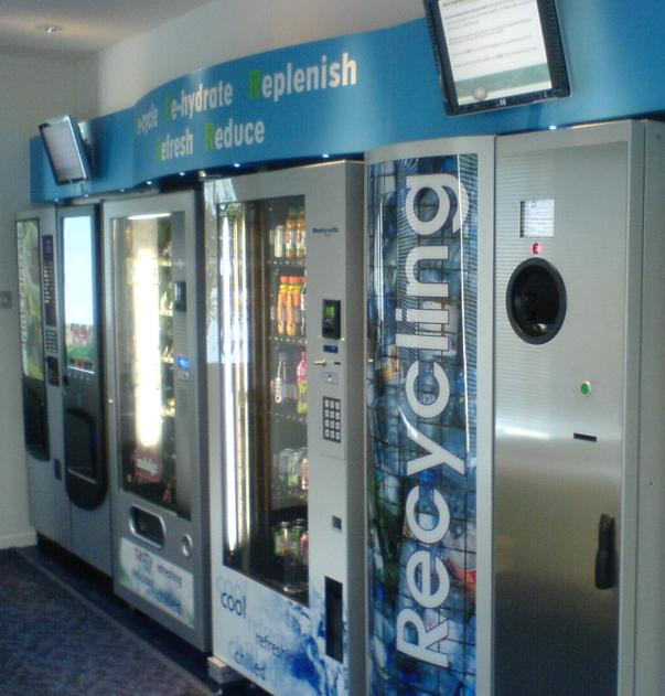 Reverse Vending in the corporate Sector